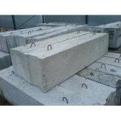блоки фундаментные-стеновые