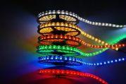 светодиодная лента - разные цвета - в наличии - от 900 тг Темиртау