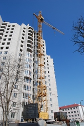 Башенный кран КБ 408.21,  2007г/в,  (УралКран)