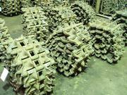 Новые гусеницы для тракторов Т-4 А старого образца ,  ТТ-4,  ТТ-4 М по заниженной цене !!